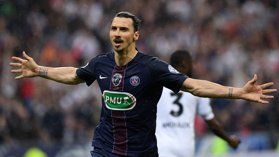 5. Zlatan Ibrahimovic - Manchester United: £13m-a-Year
