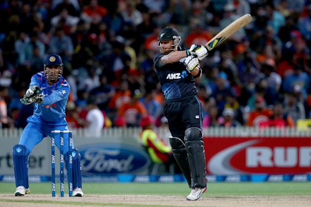 New Zealand v India - ODI: Game 4