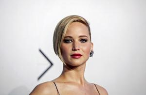 """Actress Jennifer Lawrence attends the """"X-Men: Days of Future Past"""" world movie premiere in New York"""