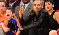 Singer Chris Brown 'In LA Car Park Brawl'