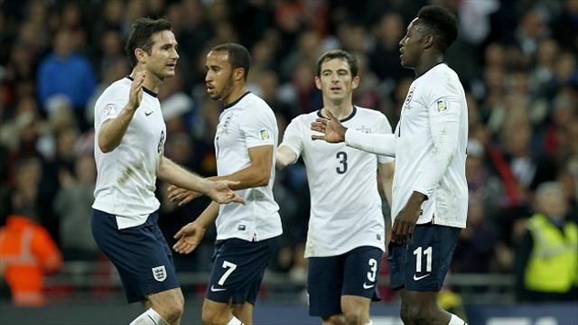 World Cup - England to face Denmark in March