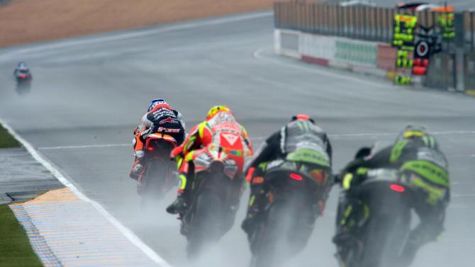 MotoGp Of France: Race