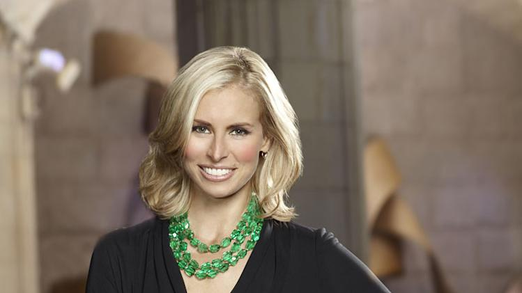 "Niki Taylor competes in ""The Celebrity Apprentice."""