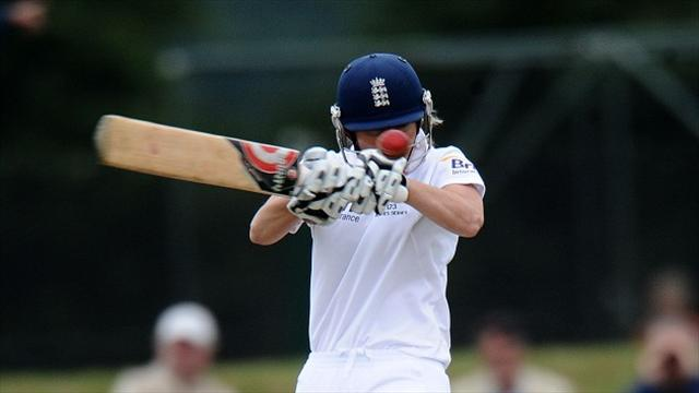 Ashes - Test win for England's women