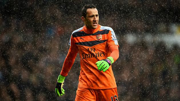 Arsenal have a poor record in the Champions League last 16, but David Ospina is confident heading into their tie with Bayern Munich.