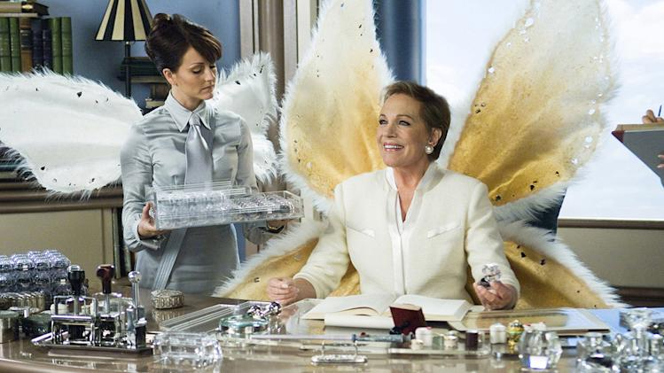 The Tooth Fairy 20th Century Fox 2010 Julie Andrews