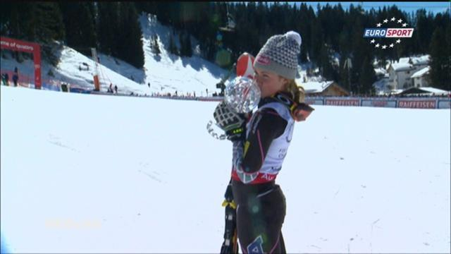 Alpine Skiing - Mikaela Shiffrin: Skiing's new star