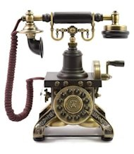 Advertising Frequency: Your Message Will Stick. image shutterstock old fashioned telephone2