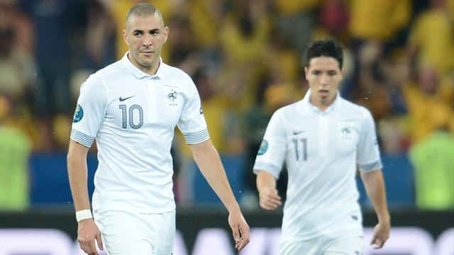 Euro 2012 - France aim to forget Swedish loss
