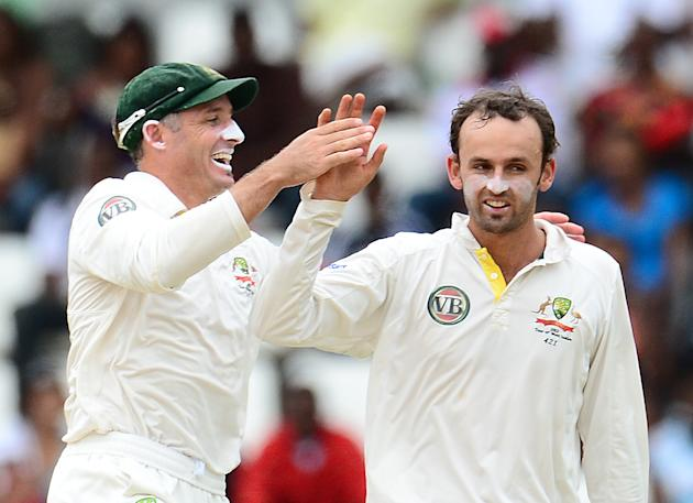 Nathan Lyon: The 24-year-old off-spinner took some heat off him by taking 13 wickets in the series at an average of 25.92 even as he kept a tight lid on the flow of runs. Lyon will take a lot of confi
