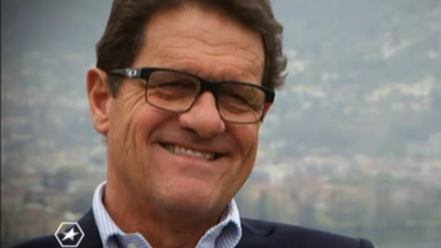 "Fabio Capello: ""Real Madrid e Juventus in pole position"""