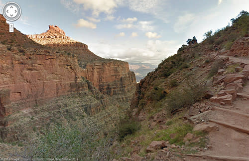 Google Maps updated with 9,500 pics of Grand Canyon. Google, Google Maps, Google Trekker 0
