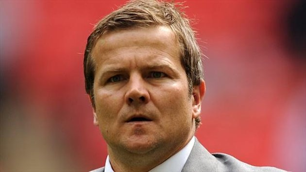 Swindon boss Mark Cooper (PA Sport)