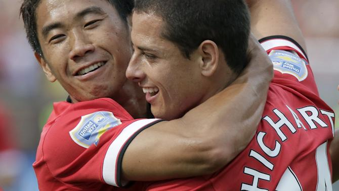 Premier League - Paper Round: Kagawa and Hernandez first victims of United cull