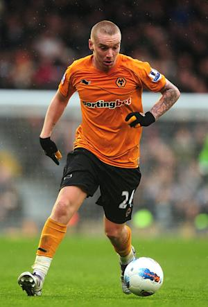 Jamie O'Hara has been ruled out until 2013
