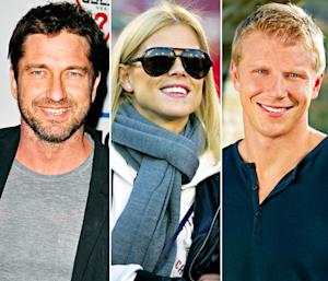 """Gerard Butler Admits He Slept With Brandi Glanville; Elin Nordegren Dates a Billionaire; Sean Lowe Wants to Marry Catherine Giudici """"Very Soon"""": Today's Top Stories"""