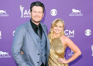 "Blake Shelton, Miranda Lambert Laugh Off Cheating Rumors: ""Oh No! Can't Wait to Read If We Make It Or Not"""