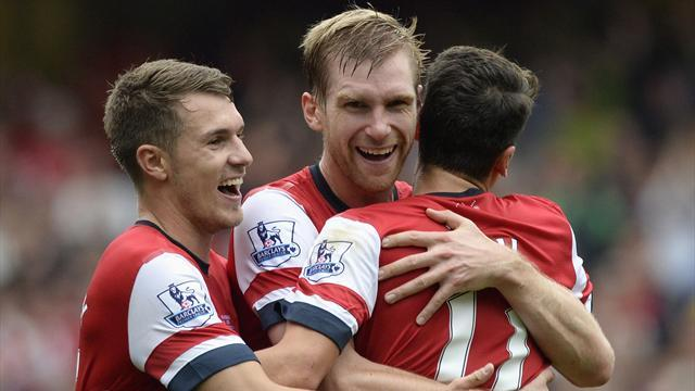 Champions League - Mertesacker: Ozil will get better
