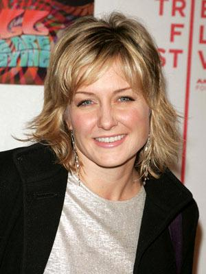 Amy Carlson All We Are Saying premiere - Tribeca Film Festival April 20, 2005 - New York, NY