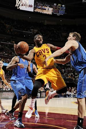 Mavericks down LeBron, Cavaliers 108-102