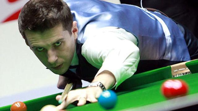 Top seed Selby crashes out of Shanghai Masters