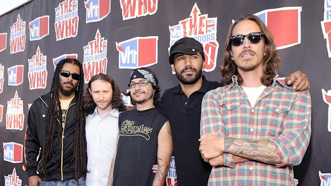 Incubus VH Rock Honors