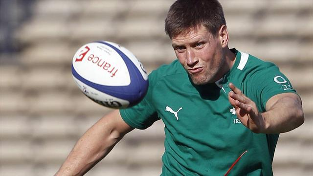 Six Nations - O'Gara could make Ireland return