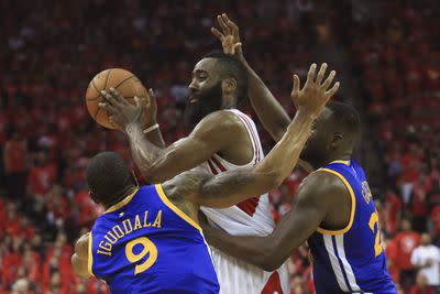 Rockets vs. Warriors, 2015 NBA playoffs: Time, TV schedule and live stream for Game 5