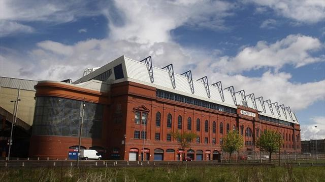 Football - Commercial director leaves Ibrox