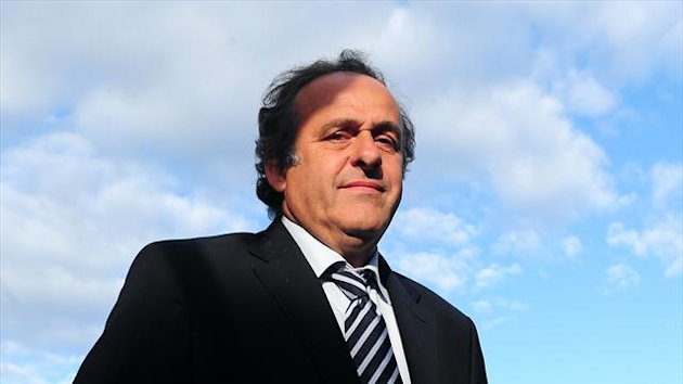 Michel Platini says pre-determined results would be the death of football