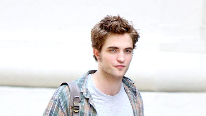 Pattinson Robert Movie Set