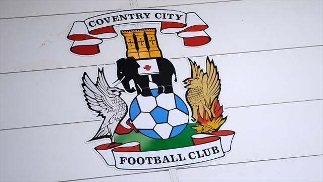 League One - Coventry take first step in eventual return home