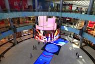 The Dubai Mall is pictured in September 2010. In a city where shopping and spending is a favourite pastime, Dubai's malls will open round-the-clock for three consecutive weekends from Thursday as part of the upcoming Muslim holiday