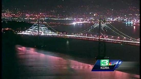 Preview: Bay Bridge raises curtains on light show