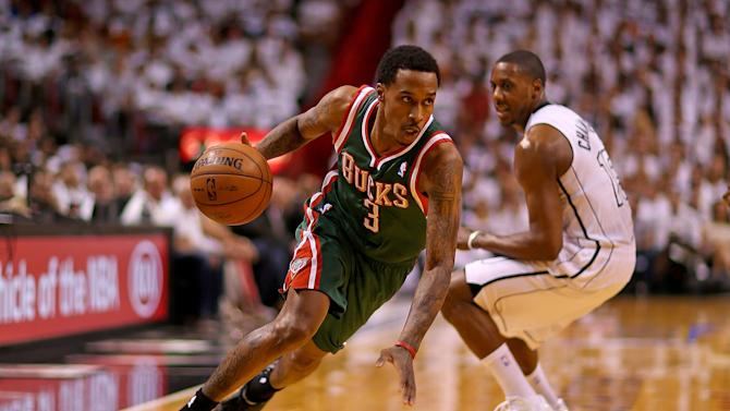 Milwaukee Bucks v Miami Heat - Game One