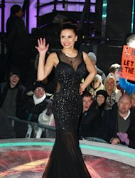 Lacey Banghard is the third housemate voted off Celebrity Big Brother