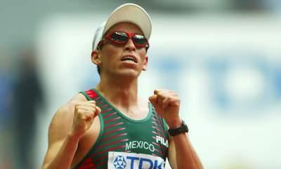 Mexican Olympic Silver Medallist Shot In Head