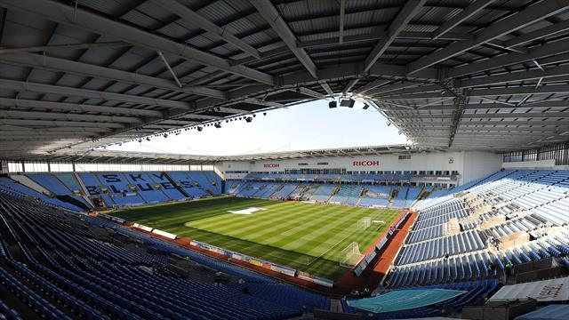 League One - Coventry appeal points deduction