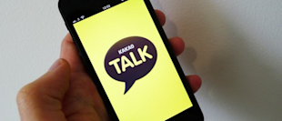 Korea's Kakao Home Sees More Than One Million Downloads In 13 Days image kakao talk3