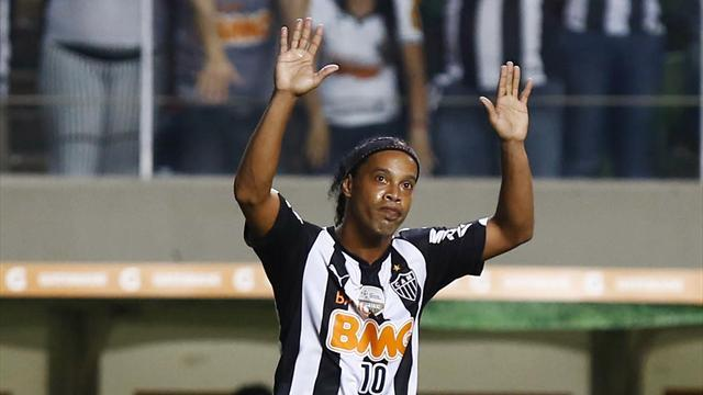 South American Football - Ronaldinho's Atletico Mineiro sack manager