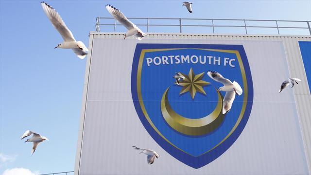 League Two - Hinshelwood makes Portsmouth return