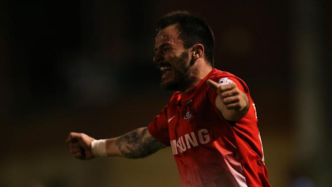 League One - Leyton Orient climb clear of drop zone