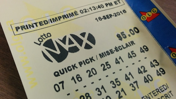 how to check if i win lotto max
