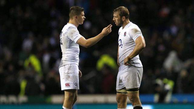 Rugby - Farrell: England do not fear All Blacks