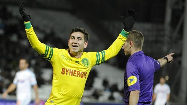 Ligue 1 - Nantes secure away win over Marseille