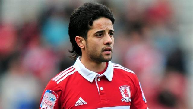 Championship - Zemmama departs the Riverside