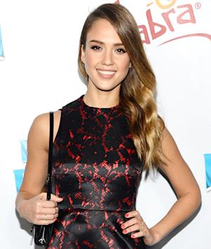 "Jessica Alba Reveals Health Scare: ""My Whole Arm Was Numb"""