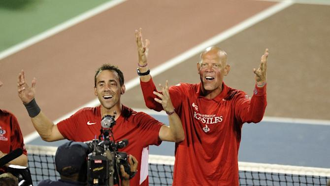 Lobsters Kastles Tennis