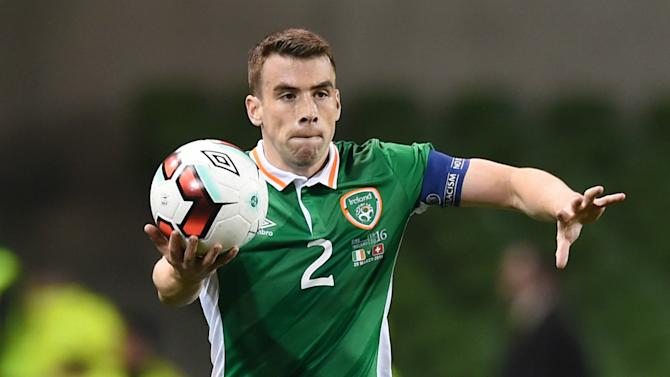 O'Shea & Coleman in Ireland squad for Oman & Serbia games