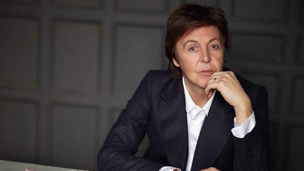 Paul McCartney, 'The Christmas Song (Chestnuts Roasting on an Open Fire)' – Song Premiere